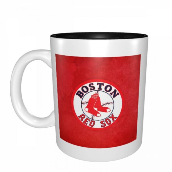 Boston Red Sox Mugs #385286 design is funny unique and fit for all users
