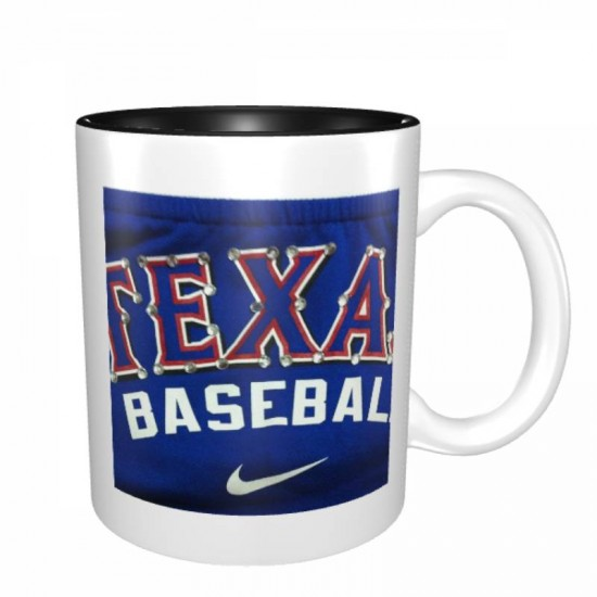 Texas Rangers Mugs #386845 design is funny unique and fit for all users