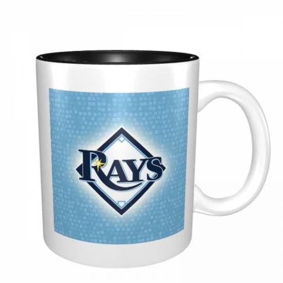 Easy grip with handle, Tampa Bay Rays Mugs #385585 used for home and office